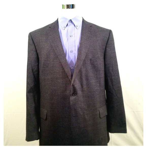 Suits & Suit Separates 2019 Latest Design Jos A Bank Mens Signature Houndstooth Check Sport Coat Blazer 41l And To Have A Long Life.